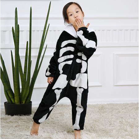 Baby Style Cute Skeleton Onesie Skull Halloween Costumes