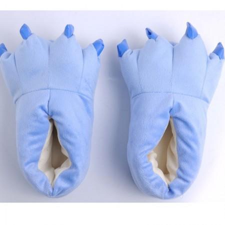 Light blue Animal Onesies Kigurumi slippers shoes