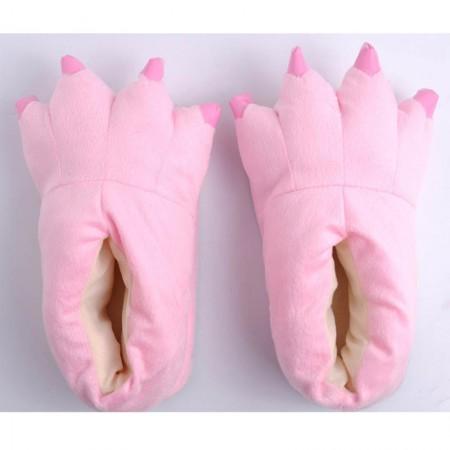 Pink Animal Onesies Kigurumi slippers shoes