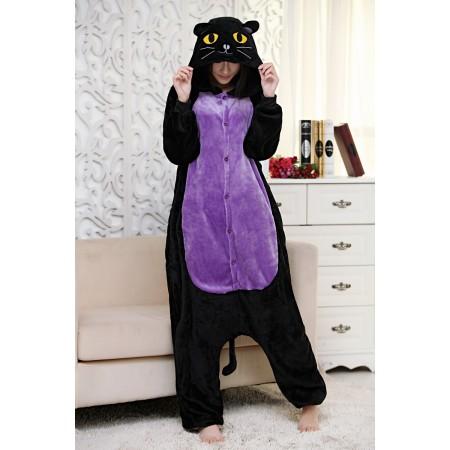 Black Cat Kigurumi