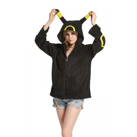 Wizard Animal Kigurumi Fleece Hoodie Coat Jacket