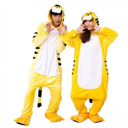 Yellow Tiger Kigurumi