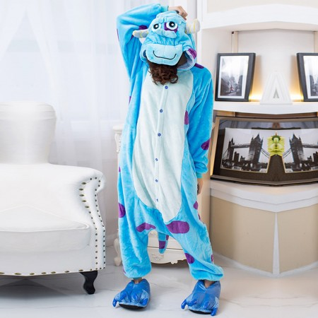 Monsters University Sulley Onesie