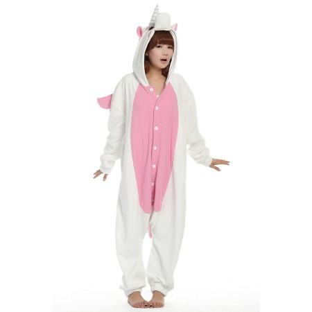 Pink Unicorn Kigurumi Costume