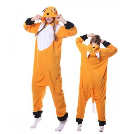 Red Fox Onesie Pajama Animal Costumes For Women & Men