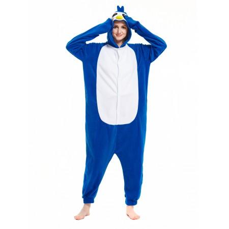 Blue Penguin Onesie